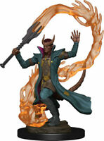 Tiefling Male Sorcerer Premium Painted Nolzur's Minis D&D Icons of the Realms