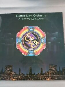 Electric Light Orchestra. ... A New World  Record Vinyl L.P Record.