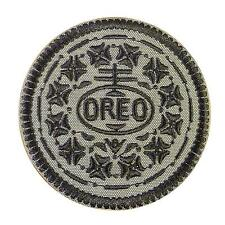 oreo cookie SWAT morale army tactical embroidered combat hook patch