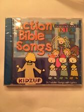 Action Bible Songs Kidzup 24 Toddler Songs With Lyrics
