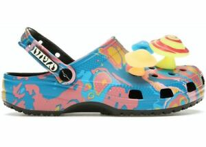 Crocs Classic Clog Diplo Take a Walk on the Weird Side - Size 15 - BRAND NEW