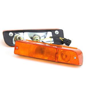 Fit DATSUN 1200 B110 KB100 SUNNY B210 120Y FRONT TURN SIGNAL LIGHT LAMP  73-83