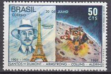 Brasilien / Brasil Nr. 1231** 1.bemannte Mondlandung