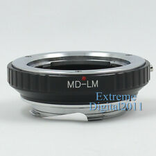 MD-LM Adapter for Minolta MD Mount Lens to Leica M9 M8 M7 M6 M5 TECHART LM-EA7