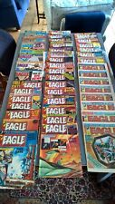 Eagle Comics (from 1983) - Complete set for the year bar 25/06, 24/09 & 15/10