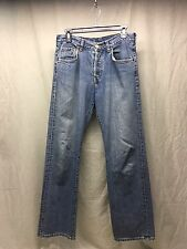 Lucky Brand Ladies Button Fly Jeans Size 8 -Made In USA