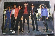 J. Geils Band Magic Dick Danny Klein Seth Justman 1980? Music Poster #RO-088 GVG