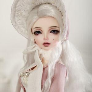 """1/4 Handmade Resin BJD MSD Lifelike Doll Joint Dolls Girl Gift Minifee Rens 16"""""""
