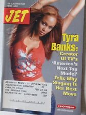 Jet Magazine Tyra Banks ANTM March 1, 2004 090817nonrh