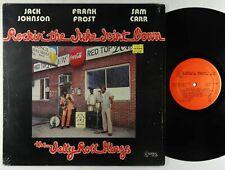 Jelly Roll Kings - Rockin' The Juke Joint Down LP - Earwig VG++ Shrink