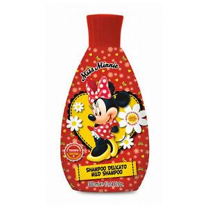 02727 Naturaverde Miss Minnie Mouse Mild Shampoo Bio Organic 300ml