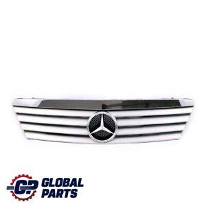 Mercedes-Benz W168 1 Calandre Transporteur Polar Silver 761 Argent