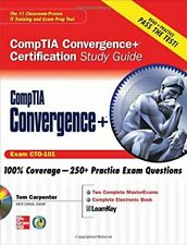 CompTIA Convergence+ Certification Study Guide (Ce... by Carpenter, Tom Hardback