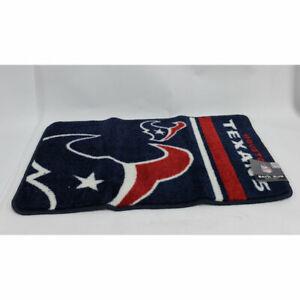 "The Northwest Company NFL Houston Texans 20"" x 30"" Bath Rug"