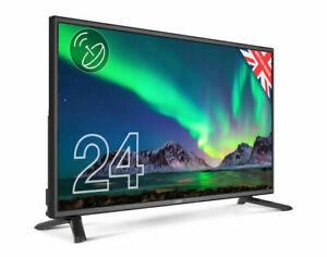 "CELLO 24"" inch LED TV FREEVIEW HD HDMI, USB & VGA - MINOR SCREEN DEFECT"