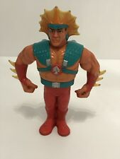 WWF / WWE Hasbro 90's Wrestling Figure Ricky The Dragon Steamboat RARE