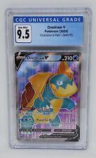 Pokemon Champion's Path 069/073 Drednaw V - CGC 9.5 GEM MINT like PSA 10