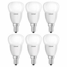 Osram LED Étoiles Classic P Gouttes 5w 40w E14 Mat Blanc froid 4000k Lampe