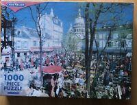 Place Du Tertre Paris Market Place 1000 Piece Jigsaw Puzzle NEW & factory Sealed