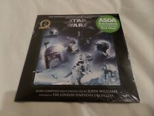 "John Williams - Star Wars Empire Strikes Back Exclusive LTD 7"" Red Vinyl Record"