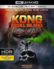 Kong: Skull Island (4K Ultra HD)(UHD)(Atmos)(Pre-order / July 18)