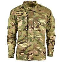 Genuine British army jacket combat MTP camo field shirt lightweight military NEW