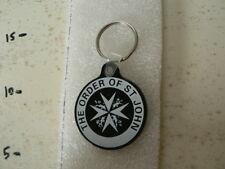 KEY-RING SLEUTELHANGER THE ORDER OF ST.JOHN DOKTOR AMBULANCE ? 45 MM