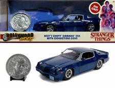 Auto di modellismo statico blu Jada Toys