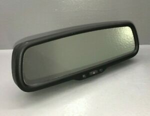 2013-2018 Jeep Wrangler JK Autodim Rear View Mirror w/Maplights Mopar 68158203AA