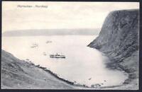 NORVÈGE  Old postcard HORNVIKEN  NORDKAP