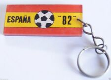 Peru Keychain Spain España 82 World Cup Soccer