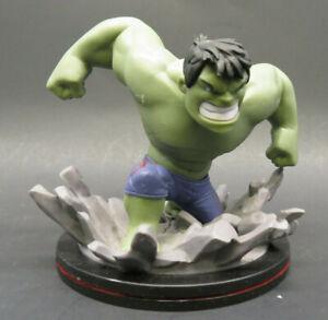 "QMX Marvel Comics Q-Fig The Hulk Figure 4""  Loot Crate Exclusive Avengers 2016"