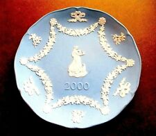 """Year 2000 """"Hebe And Eagle"""" Wedgwood Annual Plate"""