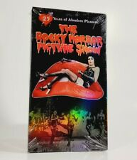 The Rocky Horror Picture Show (VHS, 2000, 25th Anniversary Ed.) New Sealed