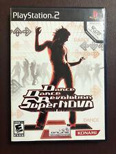 Dance Dance Revolution Supernova PS2 Pre Owned