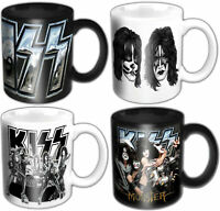 KISS Monster Mixed Designs MINI COFFEE EXPRESSO MUG SET TASSE KAFFEETASSE
