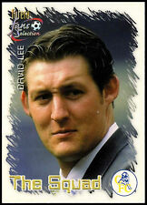 David Lee #35 Futera Chelsea Football 1999 Trade Card (C336)