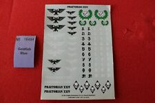 Games Workshop Warhammer 40k Praetorian XXIV Transfers Astra Militarum Guards