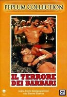 Il terrore dei Barbari (1959) DVD NUOVO STEEVE REEVES