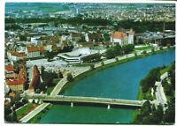 uralte AK Ingolstadt/Donau Blick über die Donau 1977 //32