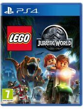 LEGO JURASSIC WORLD PS4 - NUOVO SIGILLATO - GIOCO ITA