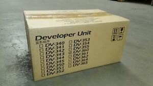 Kyocera Mita DV-360 Developer Entwickler Kit DV-360, Schwarz