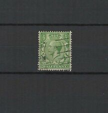 GRANDE-BRETAGNE 1911 George V un timbre ancien oblitéré /T1217