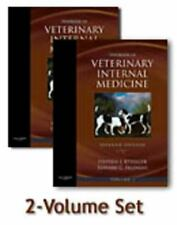 Textbook of Veterinary Internal Medicine Expert Consult: Expert Consult, 7e(2 ..