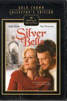 Hallmark Hall of Fame Silver Bells (DVD) Anne Heche Tate Donovan  BRAND NEW