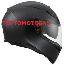 AGV CASCO HELMET CASQUE INTEGRALE MOTO K3 sv NERO OPACO