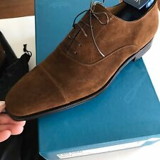 Sutor MANTELLASSI Men's New $860 Cap-toe Shoes size 10.5