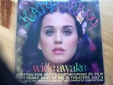 KATY PERRY - WIDE AWAKE PART TWO  - EMI NEW 13 TRACK CD PROMO