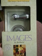 Images by Baldwin toothbrush/tumbler holder, mystic 3567-260, polish chrome, new