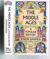 The Middle Ages A Popular History by Joseph Dahmus 1st Ed. 1968 Rare Book!   $